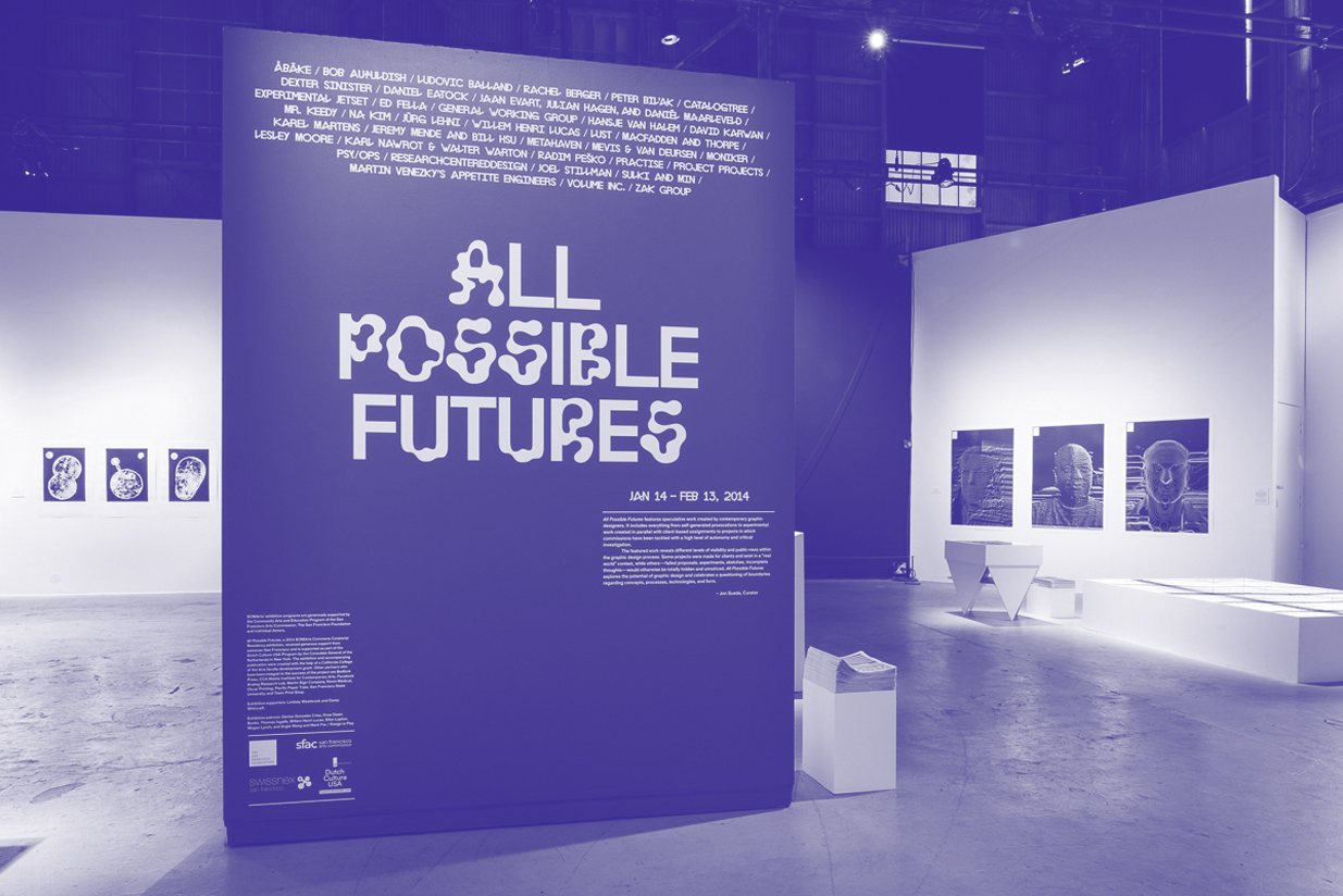 All Possible Futures Exhibition