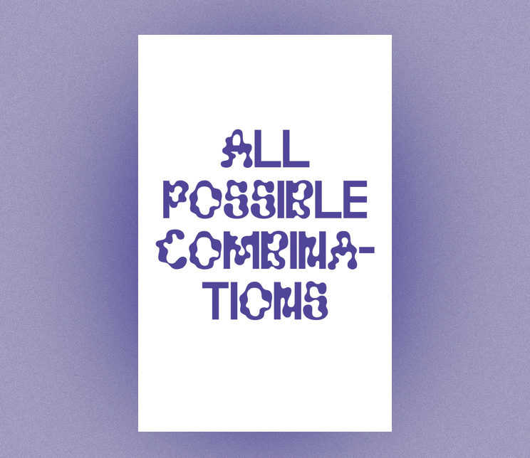 All Possible Futures Catalog Cover